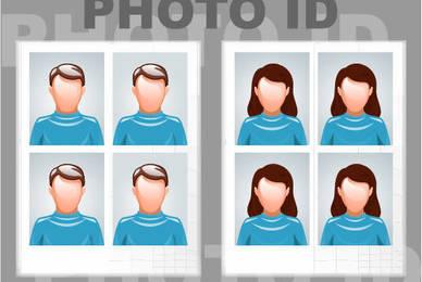 Photographe d'identité à côté de Montpellier