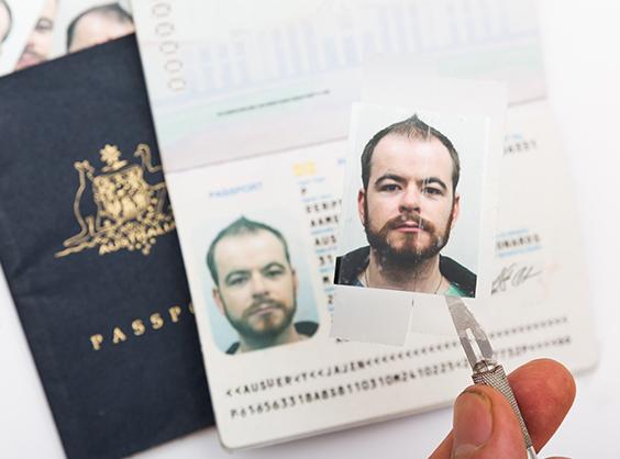 Photo d'identité pour passeport, CNI, vitale