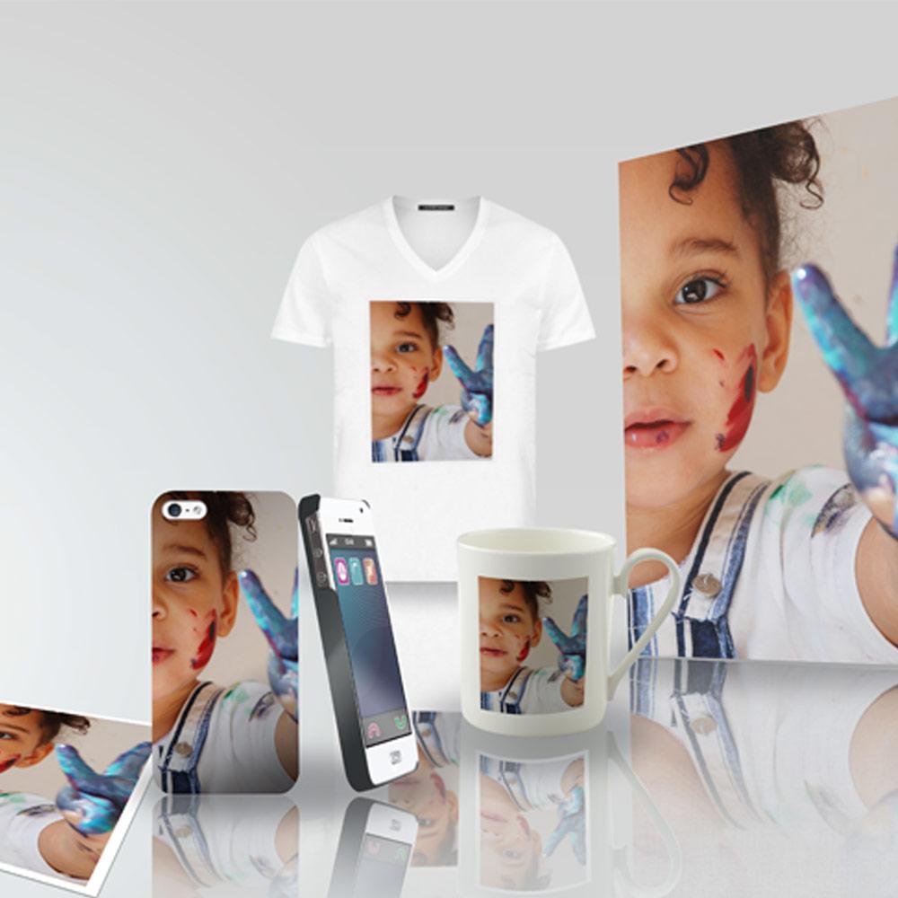 t-shirt imprimés